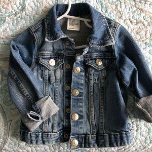 Boys or girls jean jacket